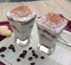 Coconut Cream Tiramisu